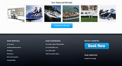 Very Affordable Ski boats, Waverunners, Ice houses, Pontoons & More. Visit http://chartered-rentals.com