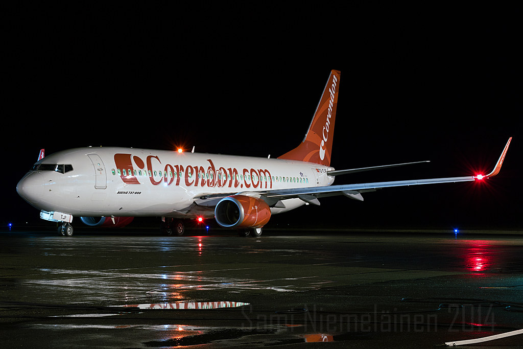 TC-TJP - B738 - Corendon Airlines