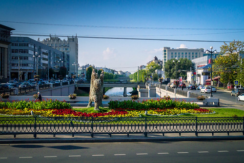 street russia kazan россия улица tatarstan казань bulak татарстан булак
