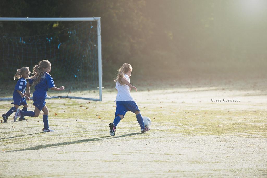 emma sun near goal