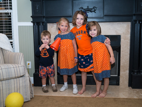Auburn clothes