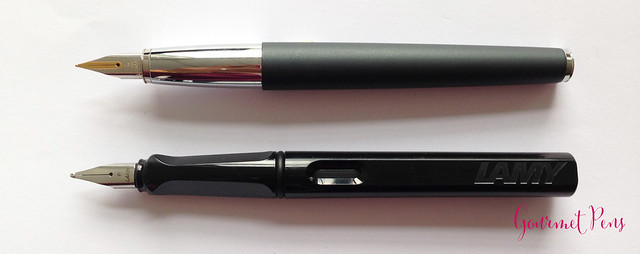Review: Lamy Studio Platinum Grey Fountain Pen - 14K Fine @Lamy @LamyUSA