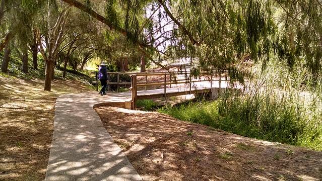 IMG_20140902_111516142 Bella Vista park north bridge cez goleta_HDR