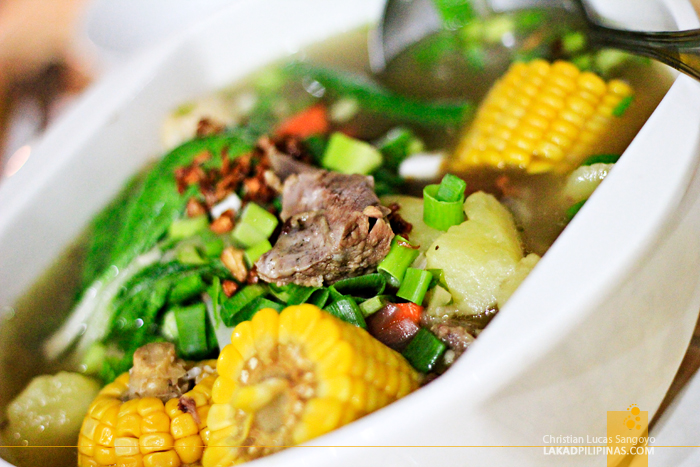 Bulalo at Mountain Lake Resort in Caliraya Springs