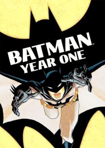 Xem phim Batman: Year One (2011) - Hiệp Sỹ Đen xuất hiện (2011) Vietsub