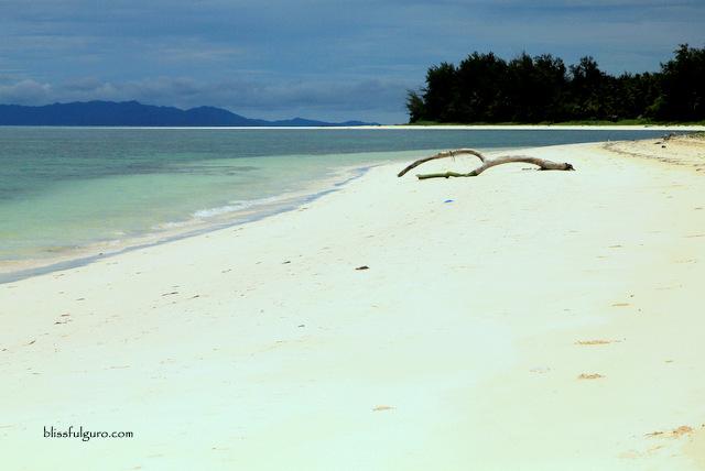 Punta Sebaring Island Balabac Palawan