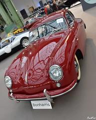 1953 PORSCHE 356 pré A Reutter