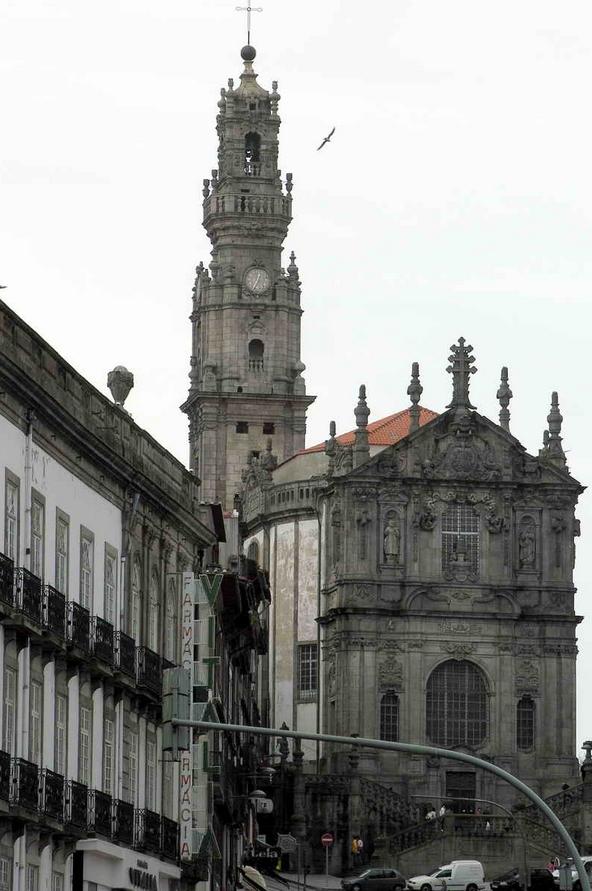 Dos Clérigos - Eglise et tour