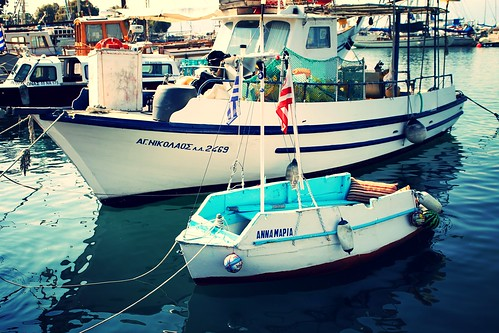 Small Boat | Port of Aegina