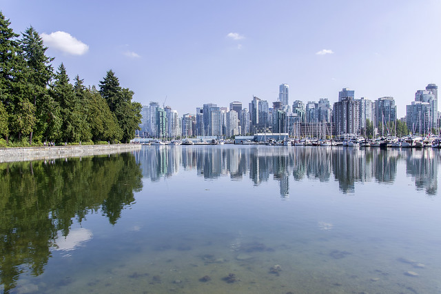 Vancouver Skyline (_K3_7452)
