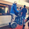 You can ride your Segway in #wmata?
