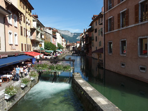 Old City of Annecy