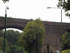 (Spring Gardens) Bridge Street, Buxton - Hogshaw Lane Viaduct