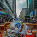 Occypy Central/Mong Kong - Hong Kong