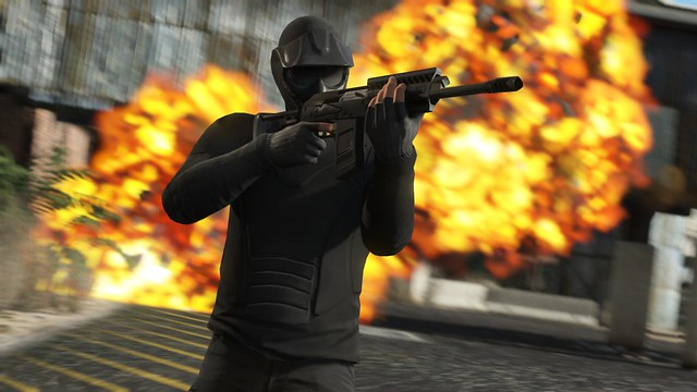 Grand Theft Auto V: The Last Team Standing Update