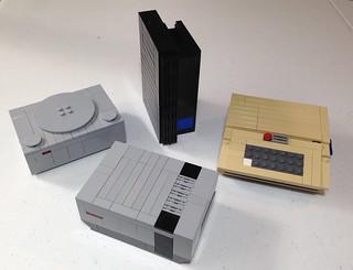 New Raspberry Pi Cases