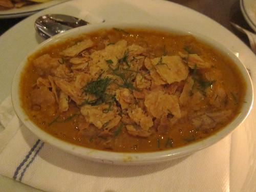 Mrs Bennett's Seafood Casserole
