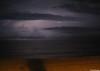 Kelvin-Helmholtz coluds and lightning over Black Sea... Kobuleti, Georgia 7/21/2014