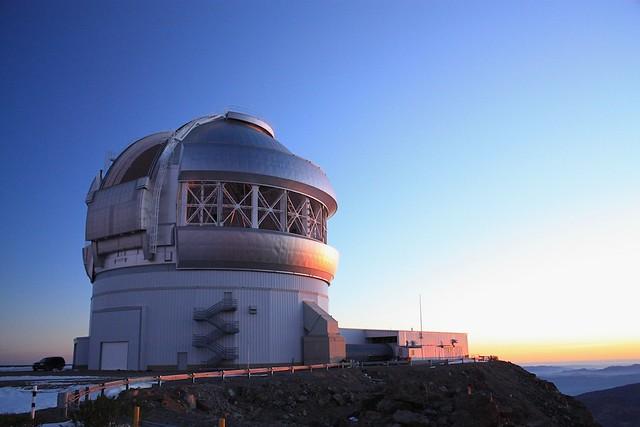 Gemini South, Cerro Pachon, Región de Coquimbo, Chile, fotoeins.com