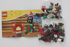 LEGO Seasonal Christmas Reindeer (40092)