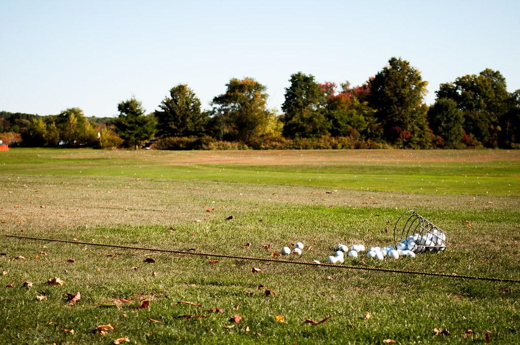 Esopus golf range