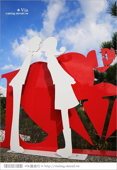 【愛情火車站】合興車站‧新竹內灣新景點!薰衣草森林進駐~有香草舖子+小甜心5