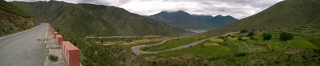 Kambala Pass Panorama