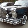 #retro #cars #mercedes