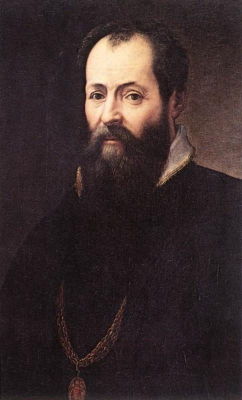 Selbstbildnis-Detail-von-Giorgio-Vasari-35253