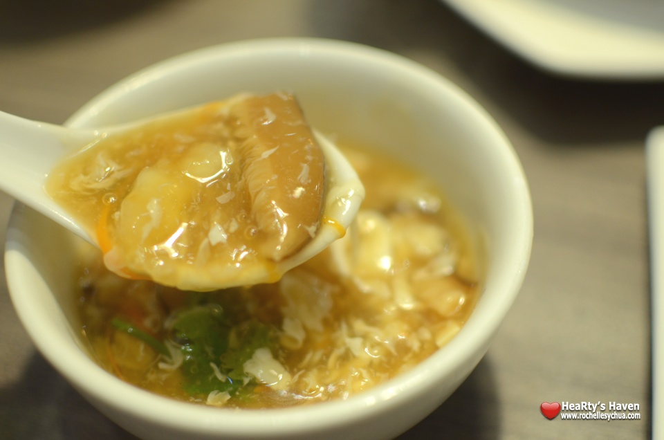 Boon Tong Kee Hot and Sour Soup