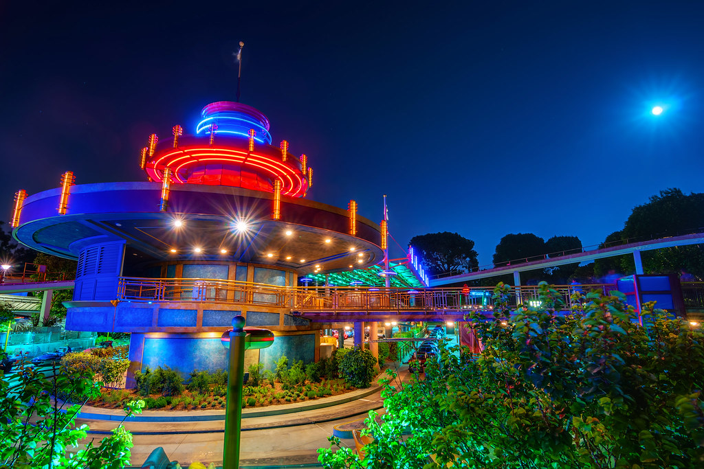 Autopia by Moonlight