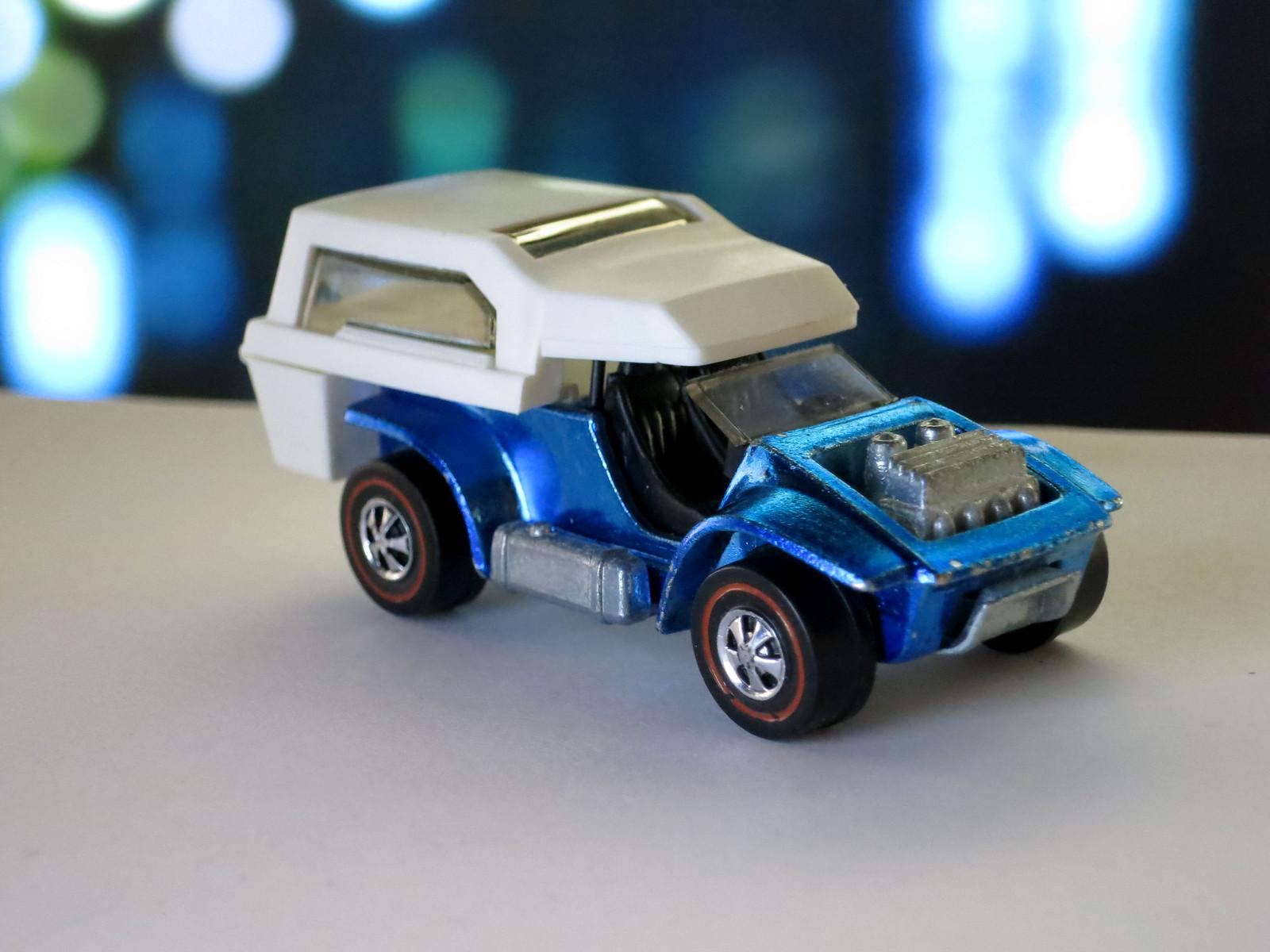 Hot Wheels Redline Blue Power Pad