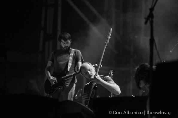 Explosions in the Sky @ TBD Festival 2014 - Saturday, Sacramento