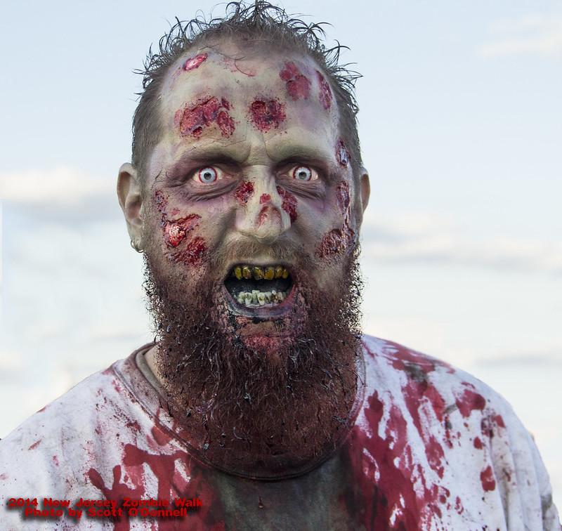 Zombie Beard
