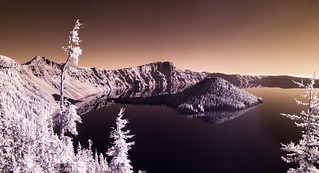 Crater Lake National Park Oct 05, 2014
