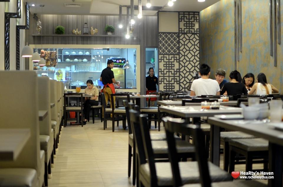 Boon Tong Kee ambiance