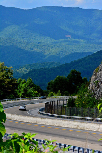 2014 summer tennessee aerial afternoon car cars everything forest landscape mountains nature outdoor travel trees woods tree day