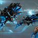 GALTA Arrow / Alien Starfighter