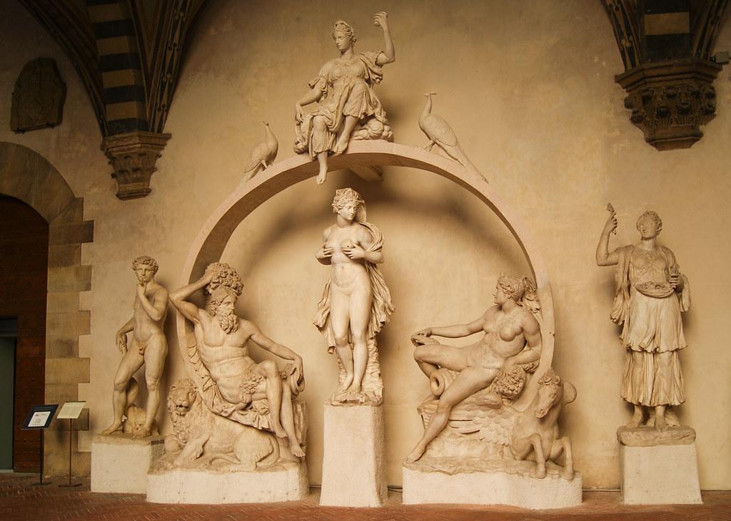 Firenze Bargello & San Marco-18