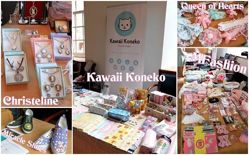 Kawaii Stalls