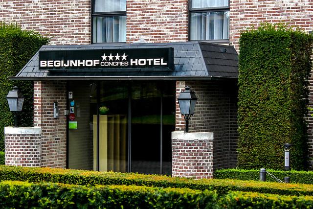 Begijnhof Hotel en Lovaina, Bélgica