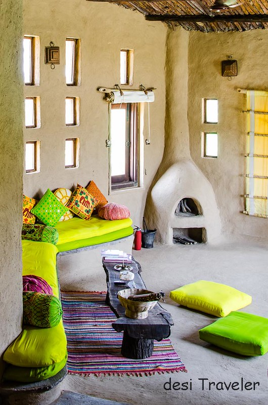 rustic chic interior design by Sahil and Sarthak Lakshman Sagar