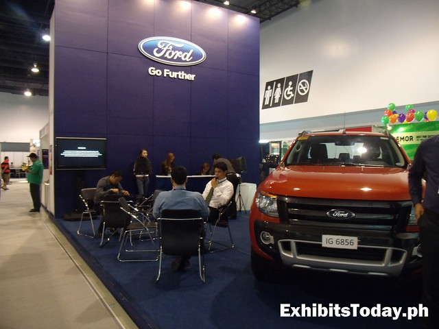 Ford Trade Show Display
