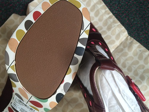 Clarks Orla Dotty 3