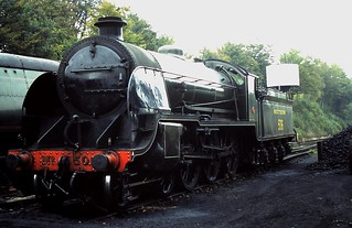 92-128  Urie S15 4-6-0 No, 506 at Ropley
