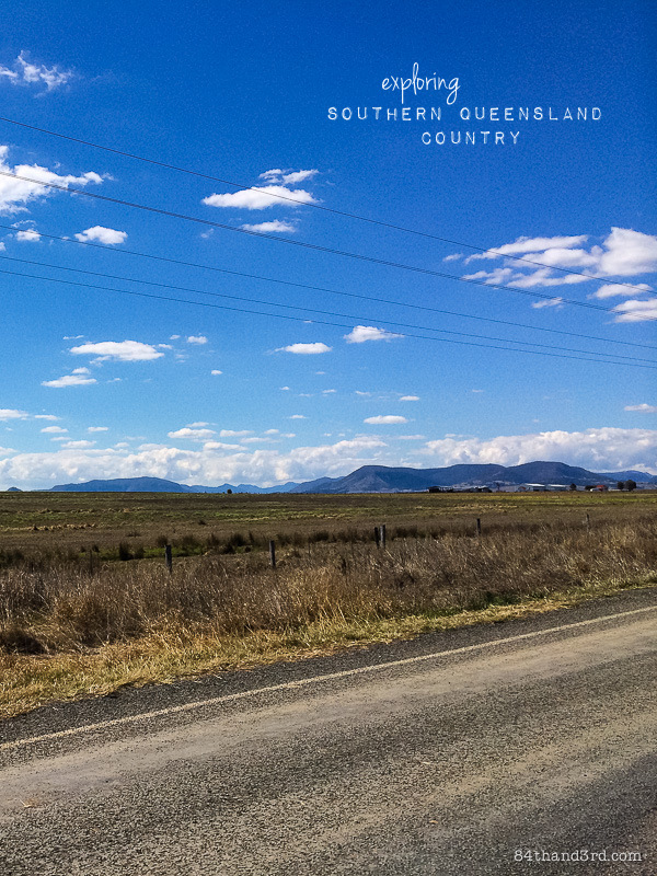 Exploring Southern Queensland Country: Pie, Wine, Cheese and Bushwalking in the Granite Belt