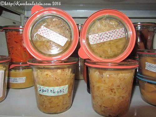 ©Spitzkohl süß-sauer im Kellerregal (1)