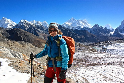 Lina, Everest, Lhotse