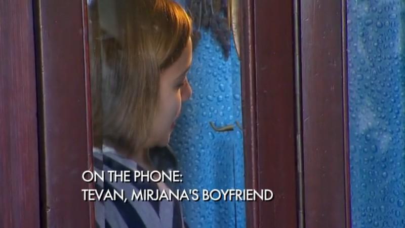 Mirjana on phone 17