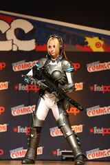 New York Comic Con 2014 - Nova